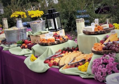 Upscale Wedding Catering, Winston-Salem, NC