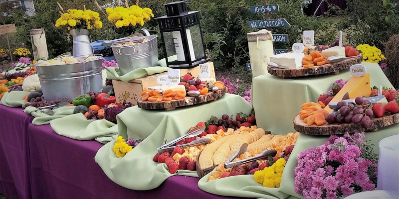 Wedding Catering in Greensboro, North Carolina